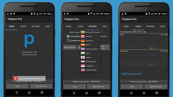 psiphon pro akp cracked unlimited speed and downlaod